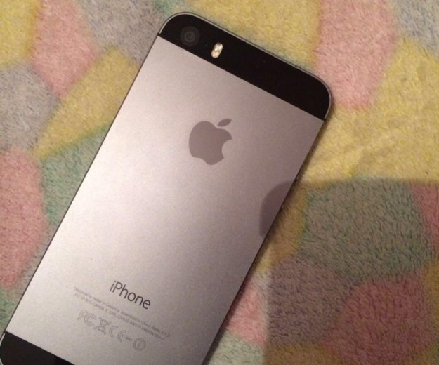 Iphone 5s 16gb black. Фото 4.