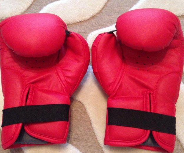 Новые перчатки боксерские детские профи 6 унц. Фото 2. Белгород.