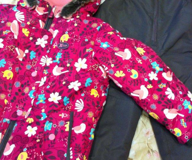 Зимний комбинезон gusti рост 100 см. Фото 1.