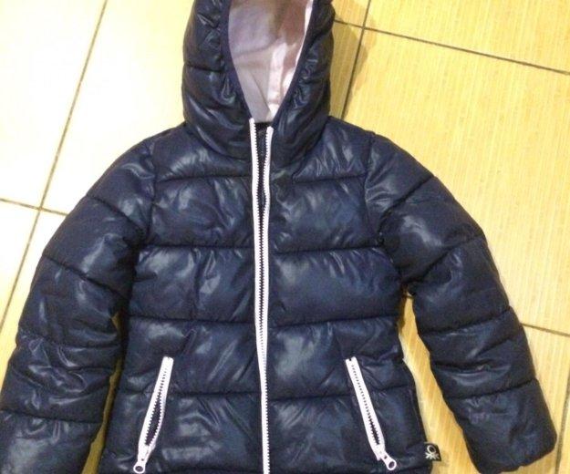 Куртка бинеттон. Фото 1.