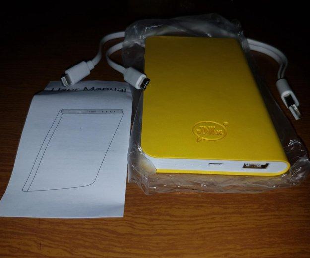 Зарядное устройство softi 4000mah новое в коробке. Фото 3. Москва.