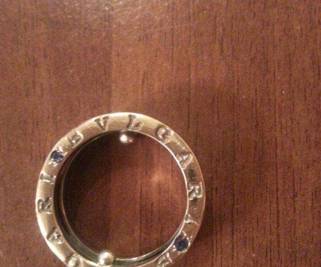 Золотое кольцо bvlgari эксклюзив. Фото 2. Селятино.