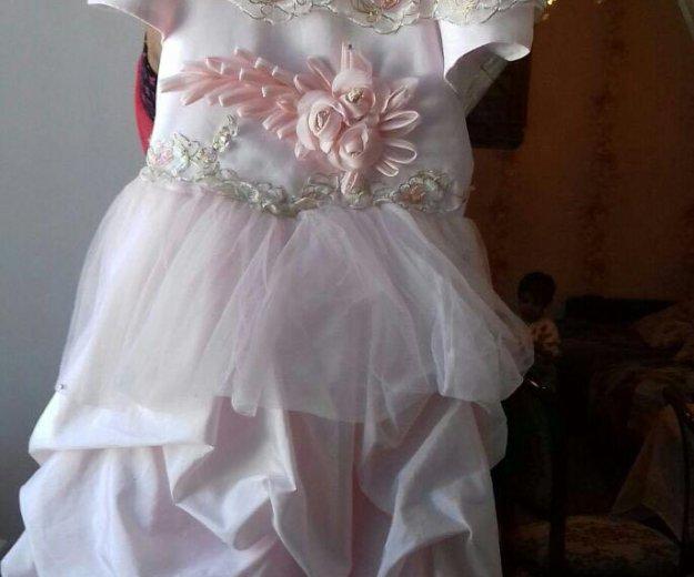 Детские нарядные платья. Фото 1. Махачкала.