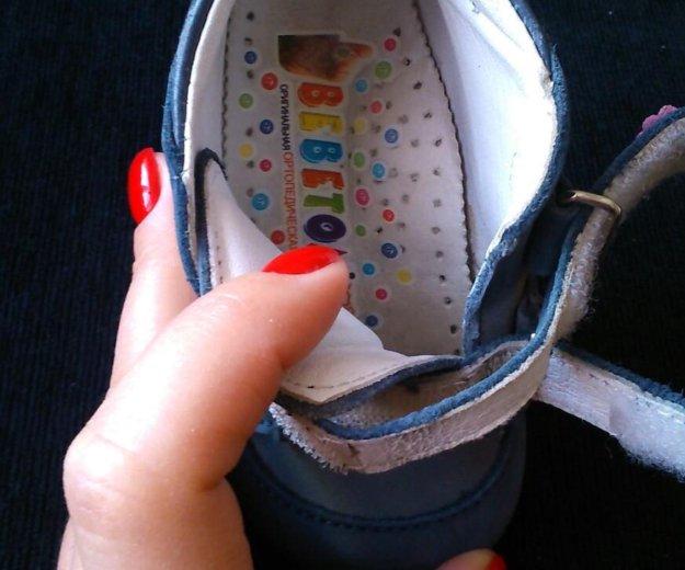 Ботиночки на девочку. Фото 2. Краснодар.