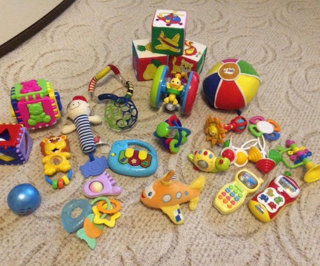 Пакет игрушек. Фото 1. Балашиха.