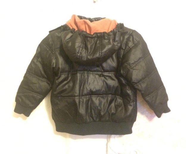 Куртка зимняя o'stin kids. Фото 2. Юбилейный.