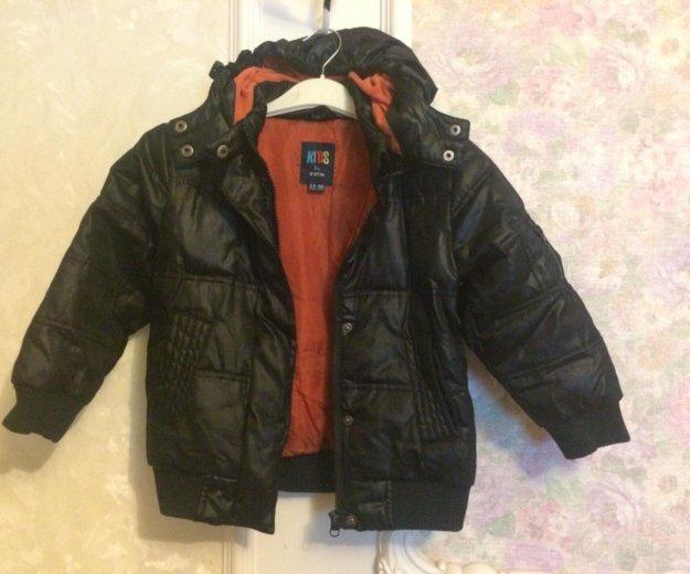 Куртка зимняя o'stin kids. Фото 1. Юбилейный.