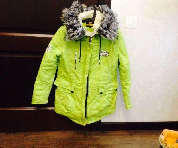 Куртка для девочки подростка. Фото 1.