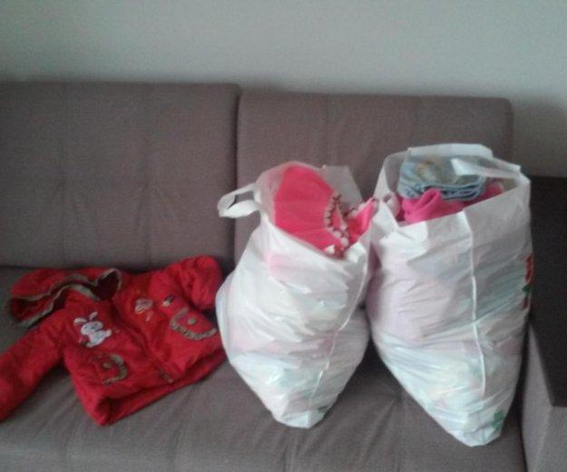 Отдам детские вещи. Фото 1. Воронеж.