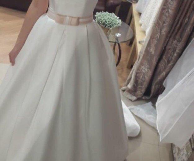 Свадебное платье. Фото 2. Москва.