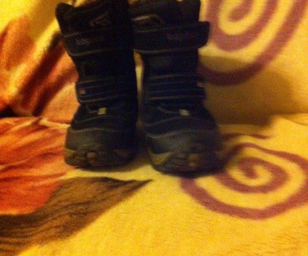 Ботинки зимние. Фото 2. Пенза.