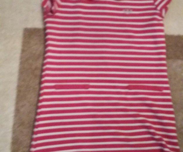 Платье на 7-8 лет. Фото 2. Видное.