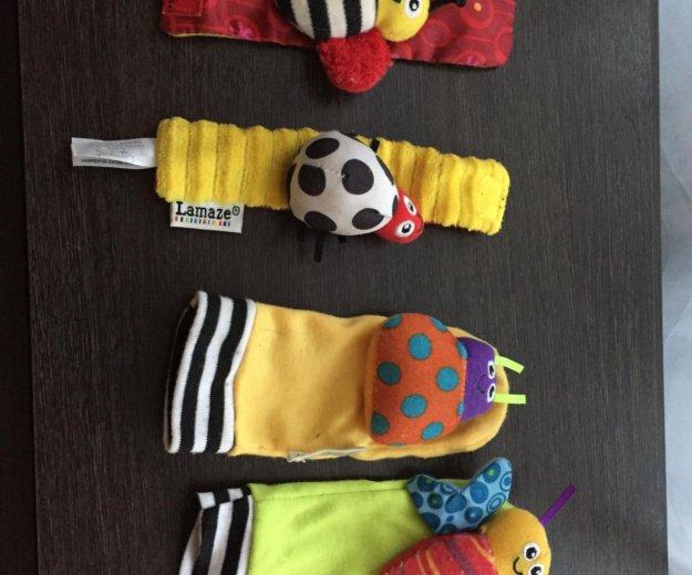 Браслетики и носочки игровые. Фото 1.