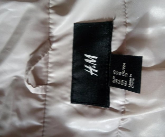 Куртка осенняя, 46-48. Фото 2. Самара.