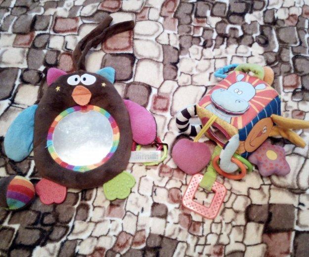 Игрушки для малышей. Фото 1. Видное.