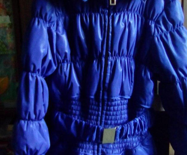 Куртка для девочки 38р-р. Фото 1. Санкт-Петербург.