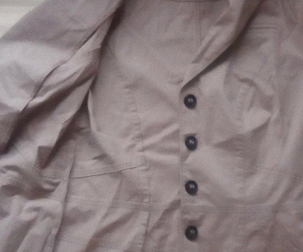 Пиджак песочного цвета!46-48!. Фото 3. Мытищи.