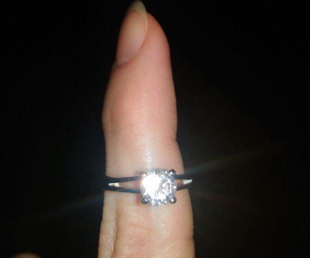 Кольцо серебро. Фото 1. Котельники.