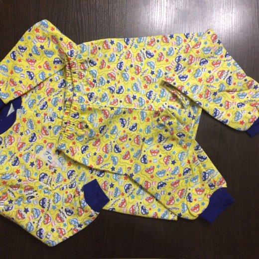Пижама новая. Фото 1.