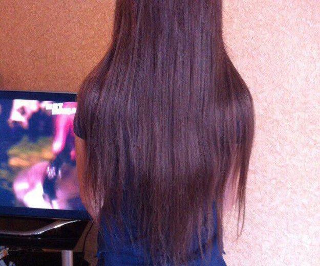 Наращивание волос. Фото 4. Красноярск.