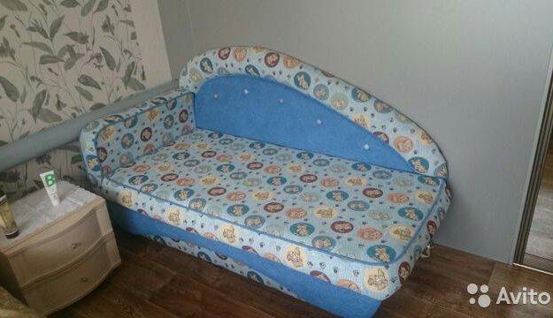 Детский диван. Фото 1. Самара.