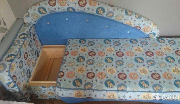 Детский диван. Фото 3. Самара.