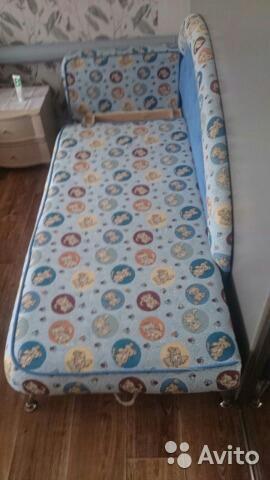 Детский диван. Фото 4. Самара.