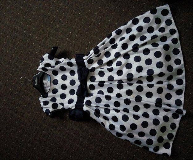 Нарядное платье для девочки. Фото 2. Котельники.