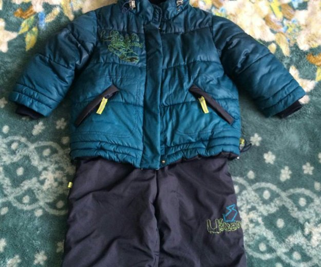 Зимняя куртка и штаны. Фото 1. Казань.