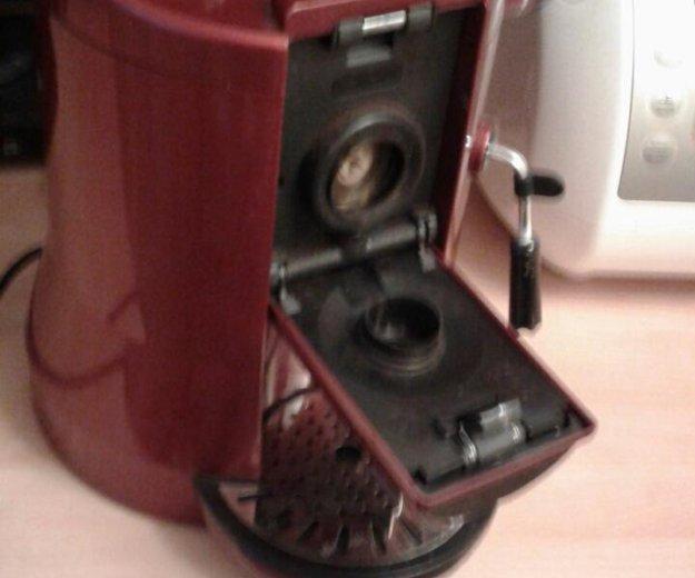 Капсульная кофемашина rotonda squesito. Фото 3. Москва.