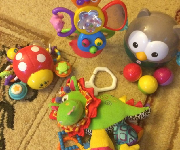 Много игрушек!. Фото 1. Наро-Фоминск.