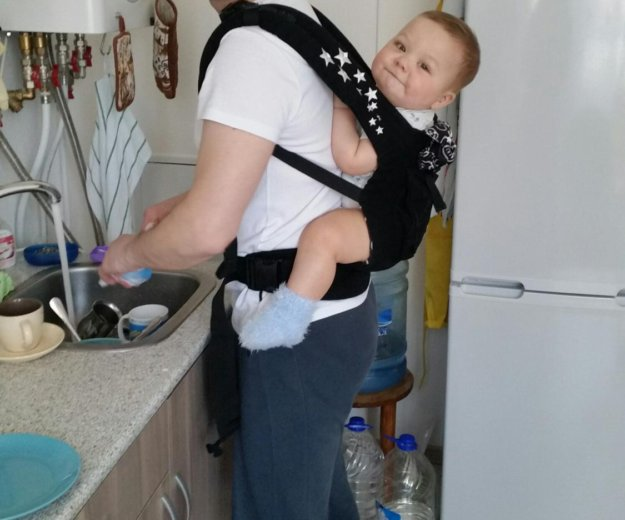Ergobaby рюкзак-переноска для малыша. Фото 1. Екатеринбург.