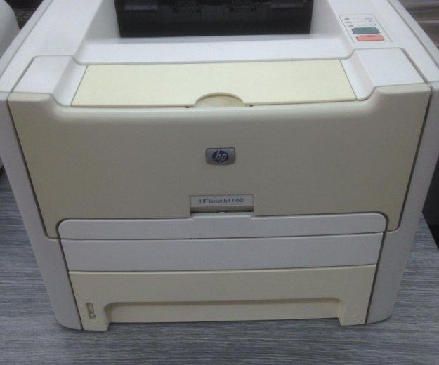 Принтер в отличном состоянии hp1160. Фото 1. Казань.