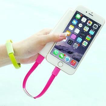 Зарядка-браслет для iphone 5/5s 6/6s. Фото 1. Ростов-на-Дону.