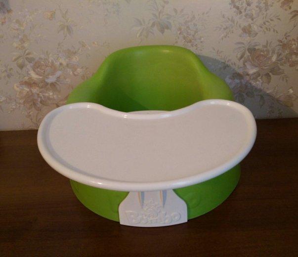 Напольное детское кресло bumbo. Фото 1.
