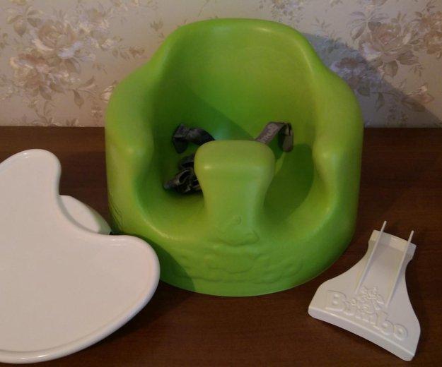 Напольное детское кресло bumbo. Фото 3.