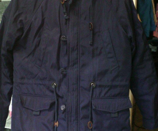 Куртка мужская зима, размер 50-52. Фото 1. Воскресенск.