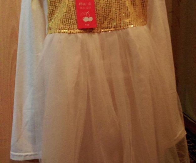 Платье на 3-4 годика. Фото 1. Москва.