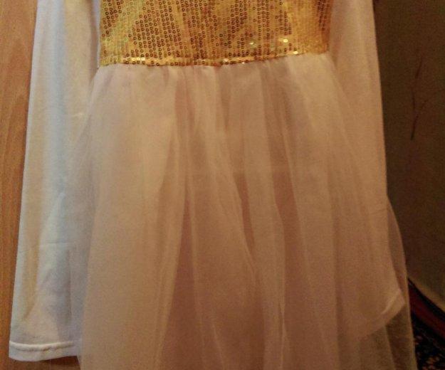Платье на 3-4 годика. Фото 2. Москва.