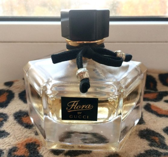 Духи flora by gucci 75 ml. Фото 1.