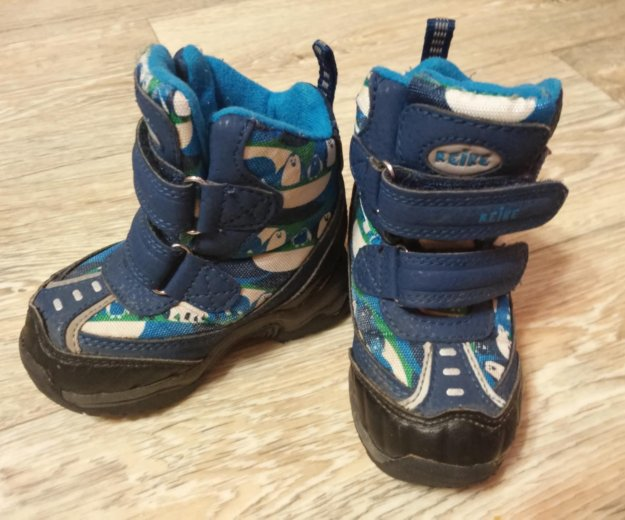 Зимние ботиночки. Фото 2. Волгоград.