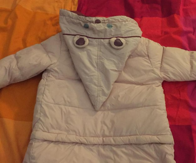 Пальто тёплое почти новое. Фото 4. Развилка.