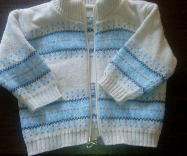 Теплые кофты свитера на мальчика. Фото 2. Ставрополь.