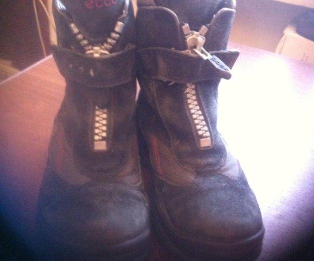 Зимняя обувь ecco размер 31. Фото 1. Москва.