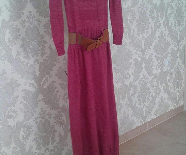 Платье вязаное. Фото 1. Старый Оскол.