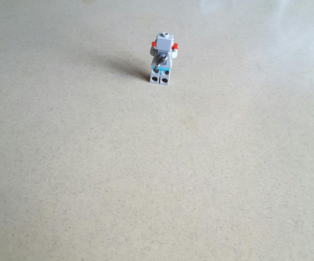 Минифигурка лего робот. Фото 2. Екатеринбург.