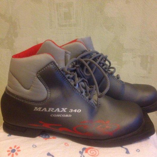 Лыжные ботинки 39 размер. Фото 1. Домодедово.