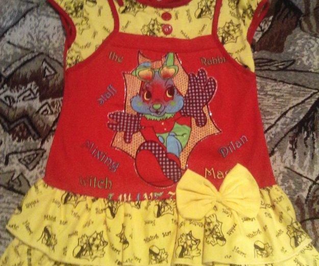Платье от 2до 5лет≈. Фото 1. Бузулук.