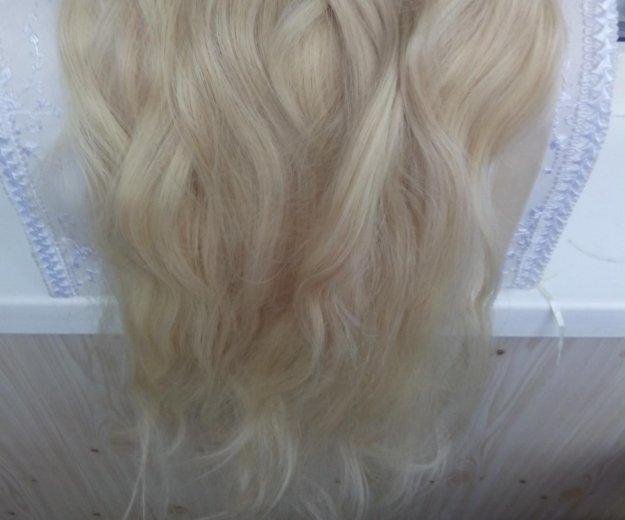 Натуральные волосы (на заколках). Фото 1. Пушкино.
