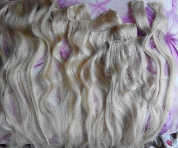 Натуральные волосы (на заколках). Фото 3. Пушкино.